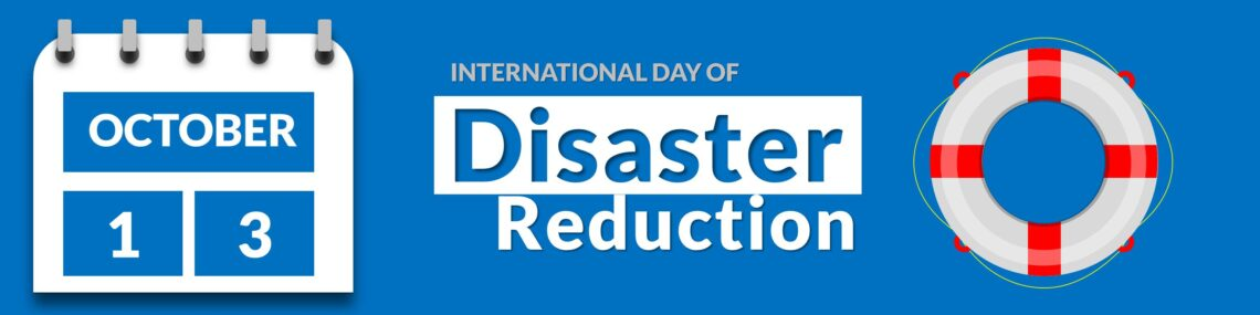 International Day of Disaster Reduction